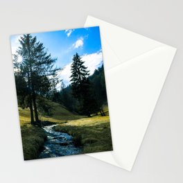 Fields of Green Stationery Cards