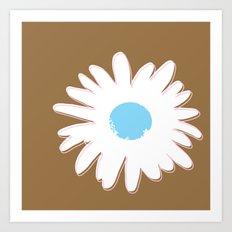 Daisy #1 Art Print