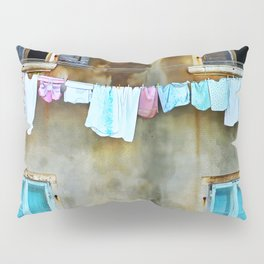 Clothes Drying Pillow Sham