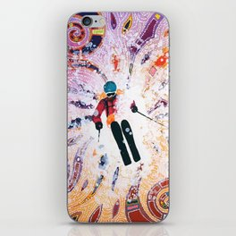 Powder Princess iPhone Skin