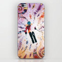 Powder Princess iPhone Skin