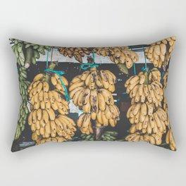 Banana Land Rectangular Pillow
