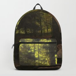 Mystic and Psychotic Same Waters Backpack