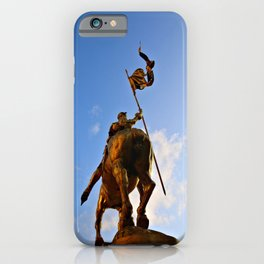 To One's Glory iPhone Case