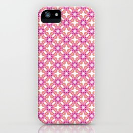 Happy Days in Pink-P356 iPhone Case