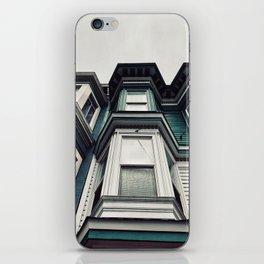 San Fran livin' iPhone Skin