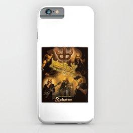 JUDAS 50 HEAVY METAL YEARS iPhone Case