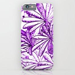 Raindrops XIII iPhone Case