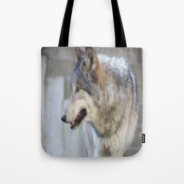 The shy one Tote Bag