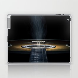 Smokin' Strings Laptop & iPad Skin