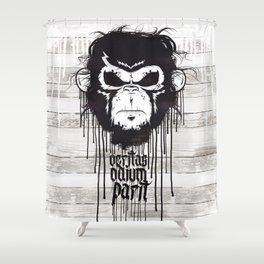 Veritas Odium Parit Shower Curtain