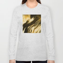 ABSTRACT PAINTING II Long Sleeve T-shirt