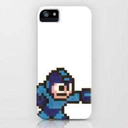 Mega Man iPhone Case