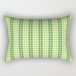 Pattern green green  Rectangular Pillow