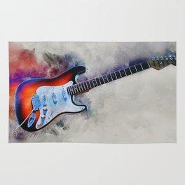 Electric Gitar Rug