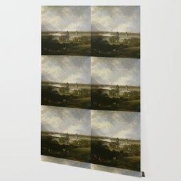 "J.M.W. Turner ""London from Greenwich Park"" Wallpaper"