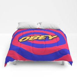 Marketing Hypnosis Consumerism Advertising - Obey Comforters