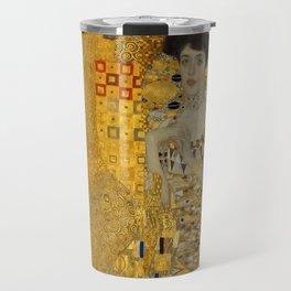Gustav Klimt - Bloch Bauer Travel Mug