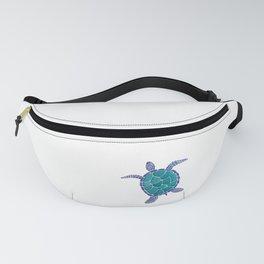 Sea Turtle Fanny Pack