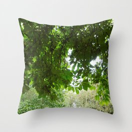 Undercover Throw Pillow