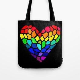 United in Love  Tote Bag
