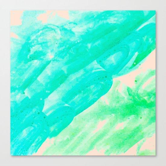 Tropical Souvenir #society6 #decor #buyart Canvas Print