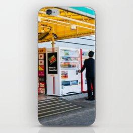 KOBE, HYOGO iPhone Skin