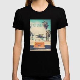 California dreamers T-shirt
