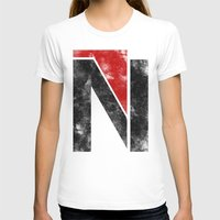 n7 T-shirts featuring N7 new logo by BomDesignz