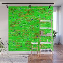 """20 años"" Wall Mural"