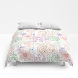 Spring Celebration Comforters
