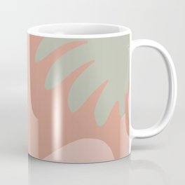 abstract jungle 1 Coffee Mug