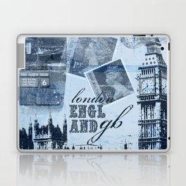 Anglophile Love Laptop & iPad Skin