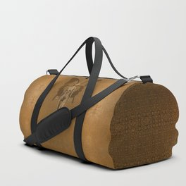 Golden Fairy Duffle Bag