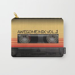 Awesome Mix Vol. 1 Carry-All Pouch