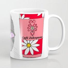 Szynszyla Stokrotka – Zagryzłabym Kogo Coffee Mug