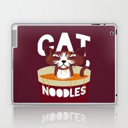 Cat Noodles Laptop & iPad Skin