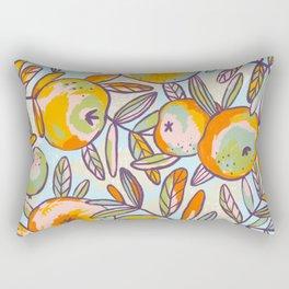 Bright apples Rectangular Pillow
