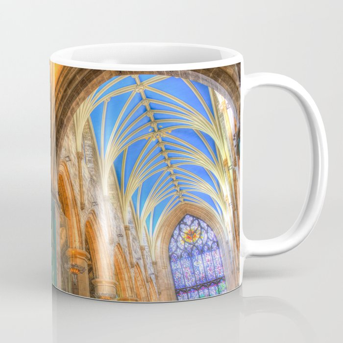 The Cathedral Atmosphere Coffee Mug