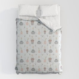 planter and vases Comforters