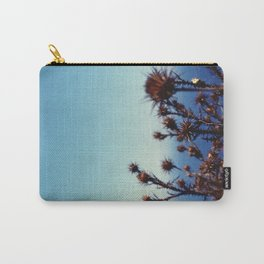 Sun-Bleached Blossom Carry-All Pouch