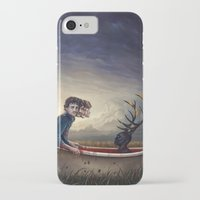 hannibal iPhone & iPod Cases featuring HannibaL by muratturan