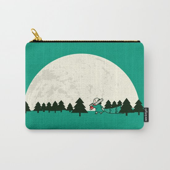 Christmas fell on Wednesday that year Carry-All Pouch