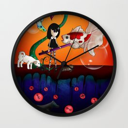 This is Me Wall Clock