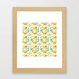 Euphoric Framed Art Print