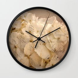 A Touch Of Cinnamon Wall Clock