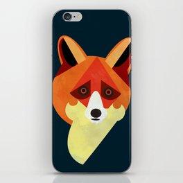 Zorro/Fox iPhone Skin