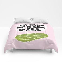 Big Dill Comforters