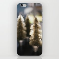Bottle Trees iPhone & iPod Skin