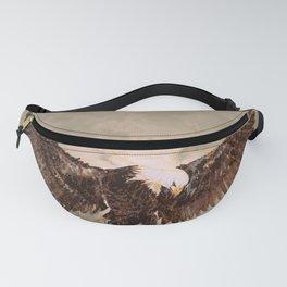 Eagle Spirit Fanny Pack